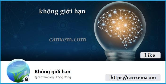 Fanpage Canxem.com